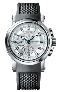 MARINE CHRONOGRAPH WHITE GOLD 5827